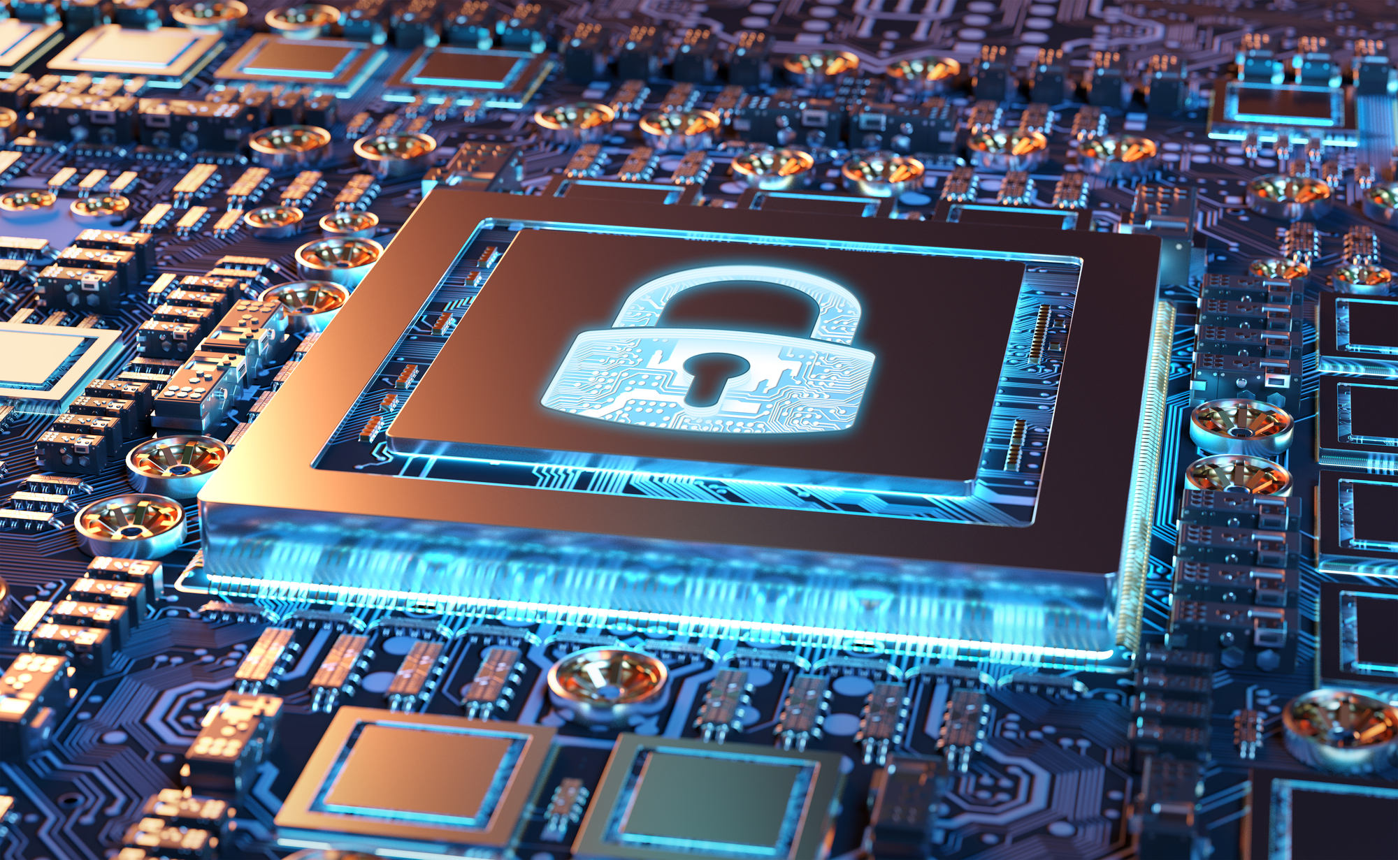 Google OpenTitan and Microsoft Pluton create the Future of Security Chips