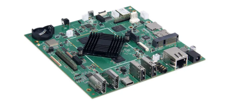 RK3568 Development Board Features Voice Noise Reduction