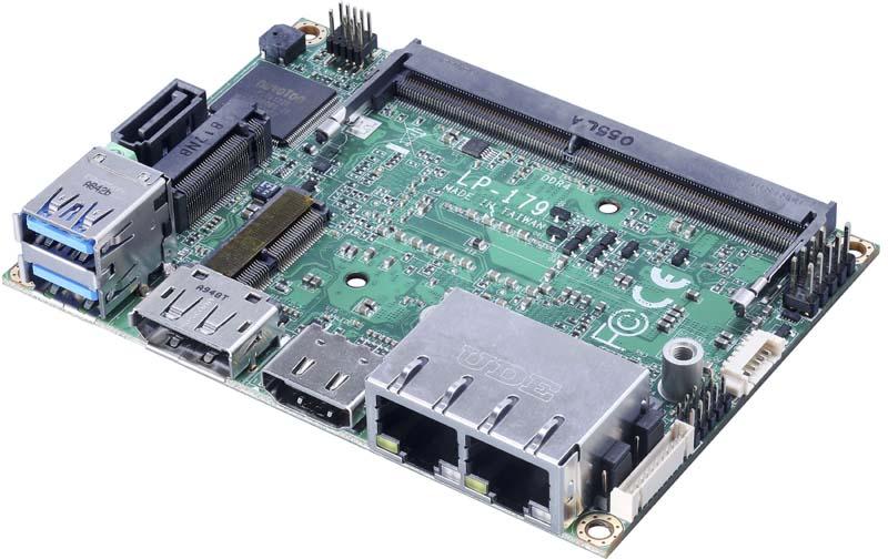 COMMELL unveiled LP-179 & LV-6712 based on Intel Tiger Lake UP3 platform