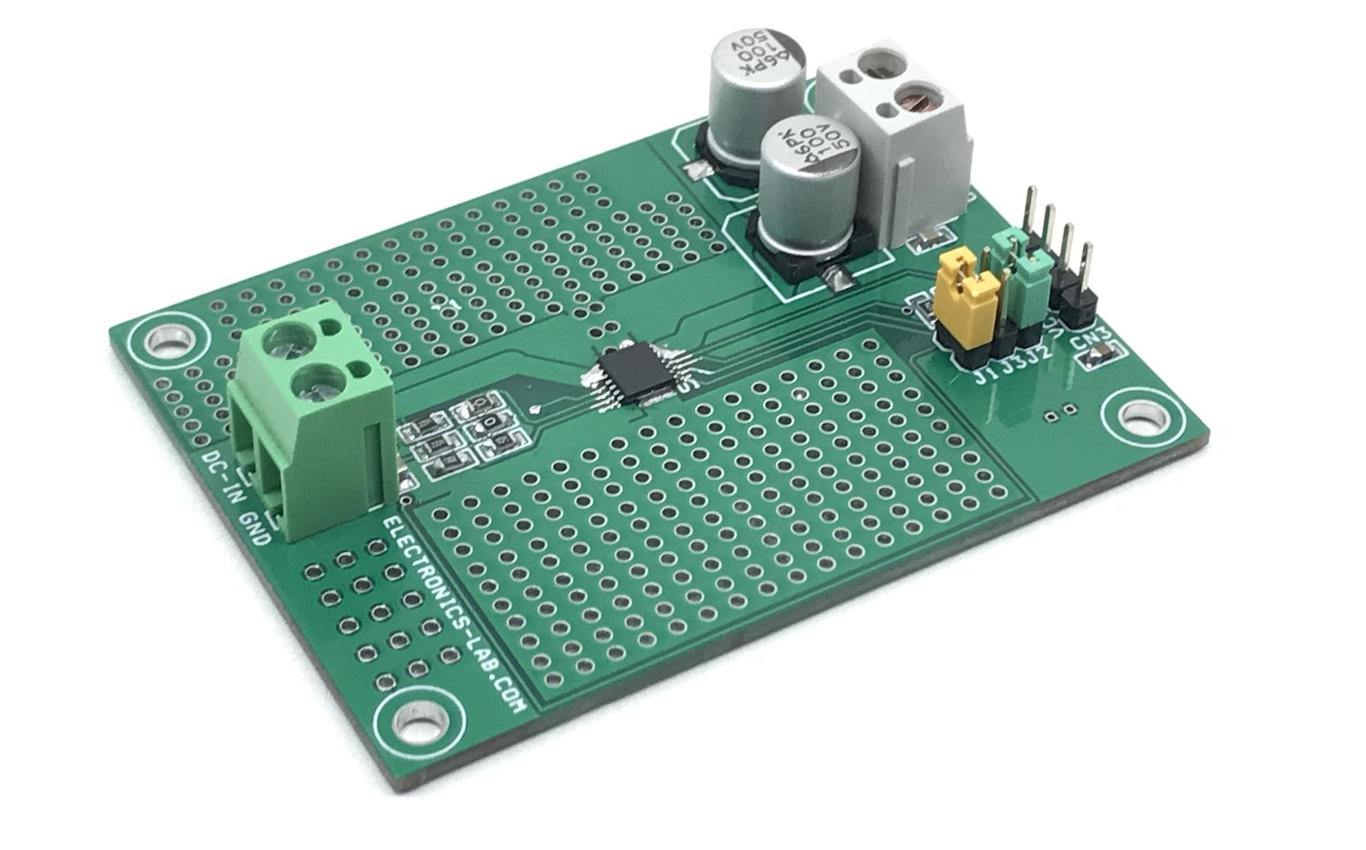 High Accuracy Adjustable Overvoltage and Overcurrent Protectors using MAX17561