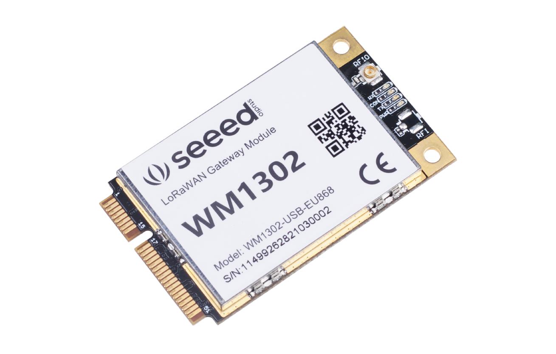 WM1302 LoRaWAN Gateway Module (SPI) – US915, based on SX1302