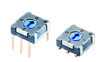 Latest Micro Rotary DIP Switches are IP67 Rated