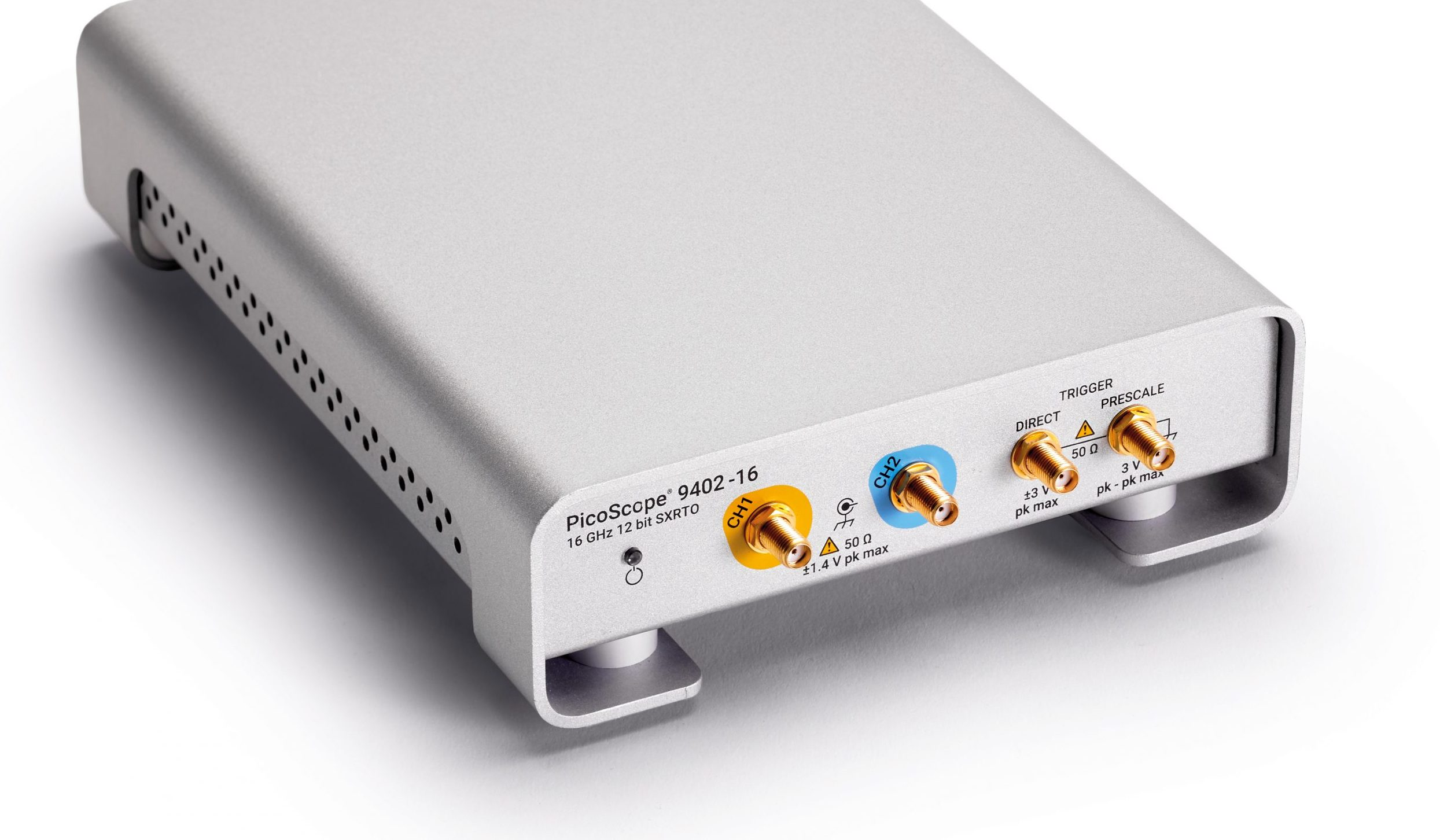 PicoScope 2-Channel 5 and 16GHz Sampler-Extended Real-Time Oscilloscopes