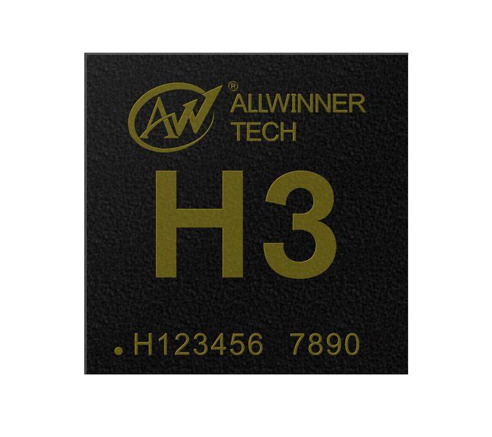 Allwinner's H3 SoC