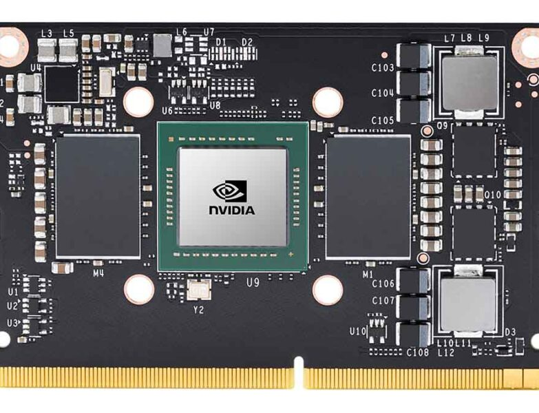 NVIDIA introduces low cost Jetson TX2 NX SO-DIMM module