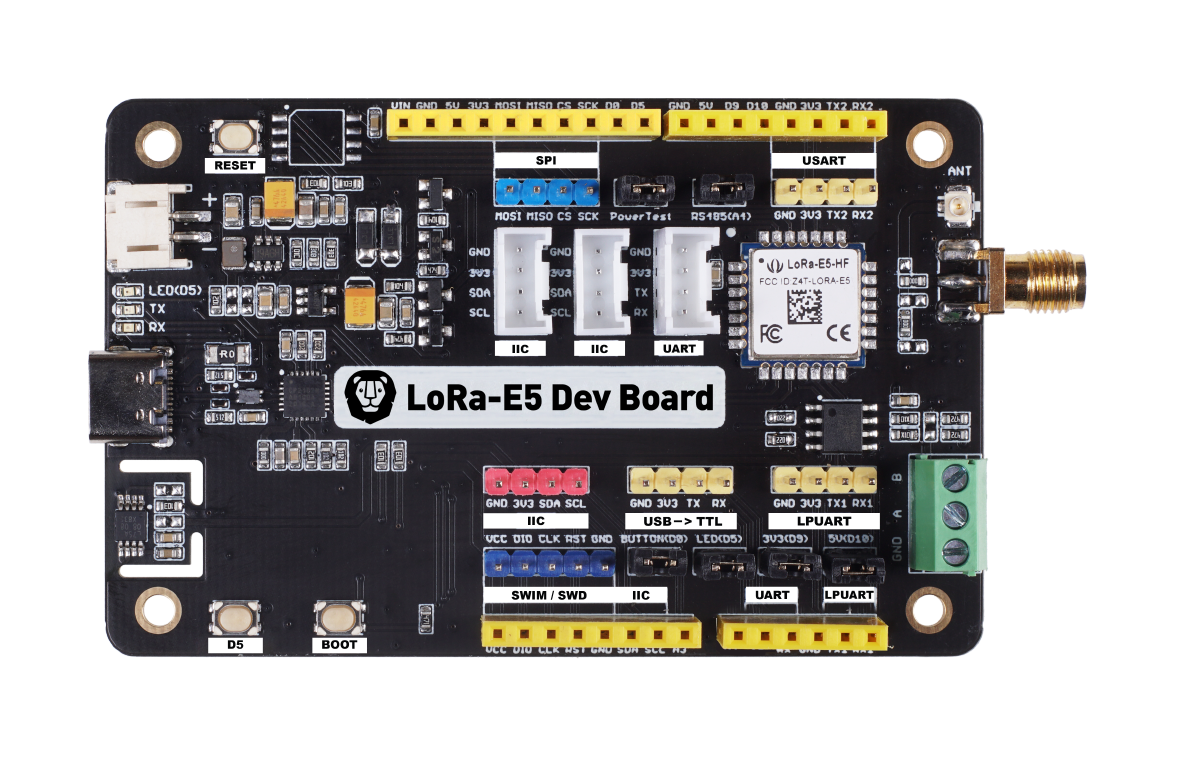 LoRa-E5 mini Dev Kit