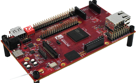 OSD32MP1-RED – A Full Featured Development Platform