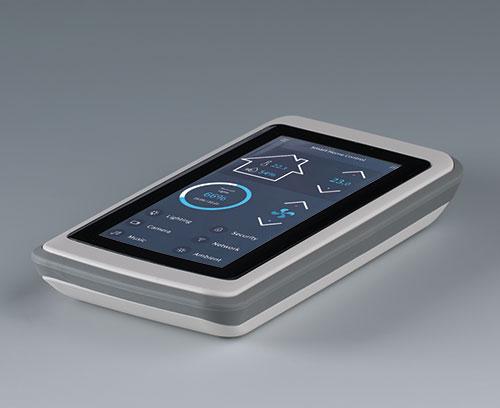 OKW's Elegant New SLIM-CASE for Mobile OEM Electronics