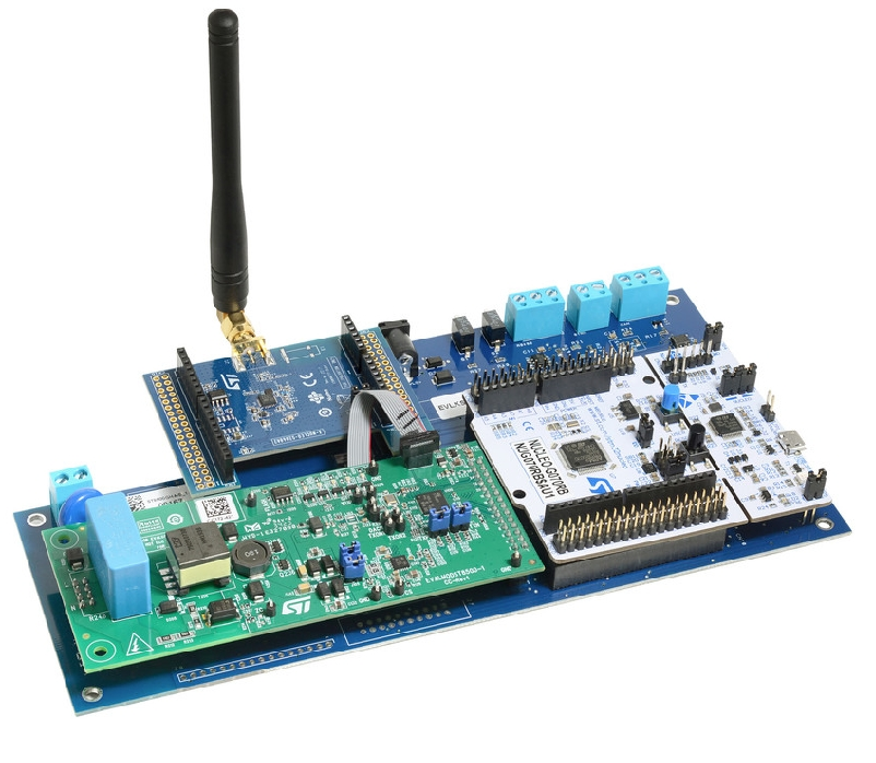 STMicroelectronics Evaluation Boards