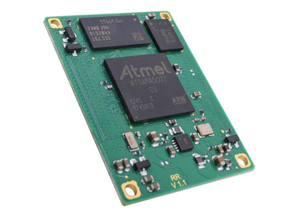 Acme Systems Rolls Out SAMA5D27 Based SOMs