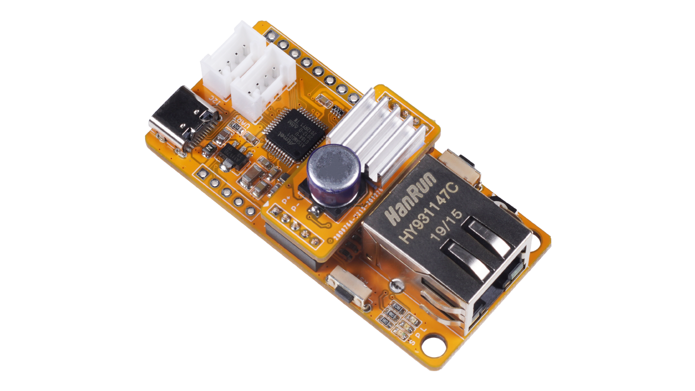 Squama Ethernet Board With Optional PoE Support For Ethernet Applications