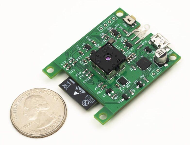 Introducing tCam-Mini – An IR thermal camera board with ESP32 module