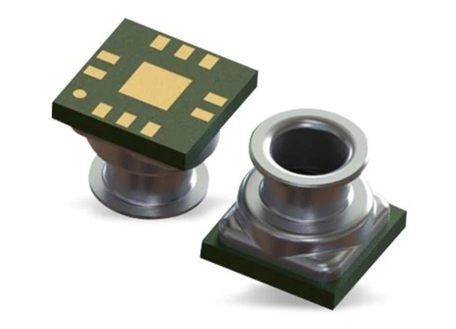 LPS27HHTW MEMS Pressure Sensor acts as a digital output barometer