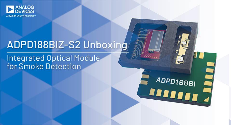 Analog Devices Inc. ADPD188BI Integrated Optical Module