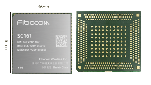 Fibocom Launches 5G Smart Module SC161 Based on Qualcomm QCM6350