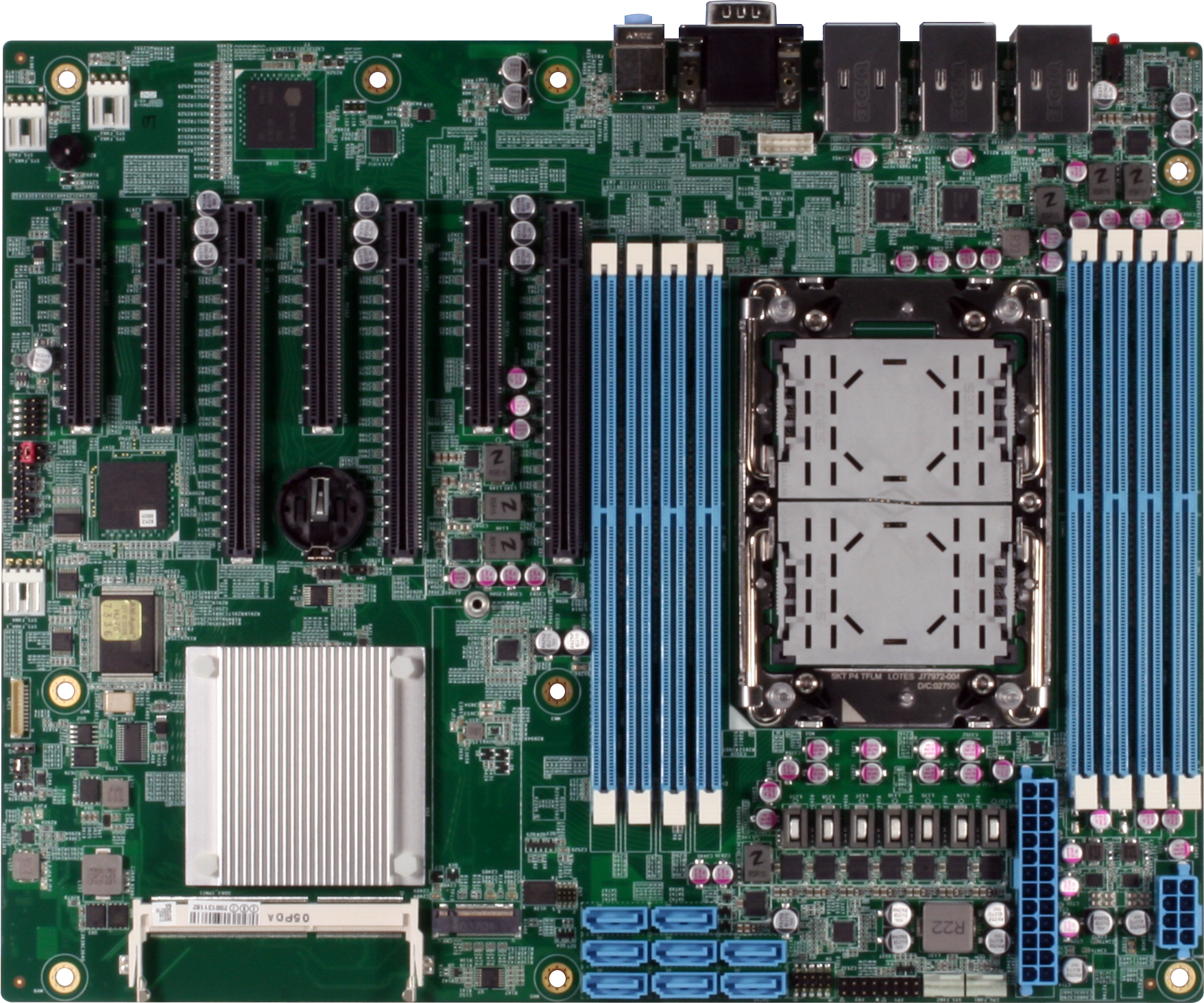 AAEON Celebrates Launch of 3rd Generation Intel® Xeon® SP Processors and Announces ARES-WHI0 Server Board