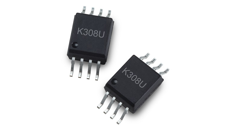 The industrial ACPL-K308U photovoltaic driver is designed to drive high voltage MOSFETs