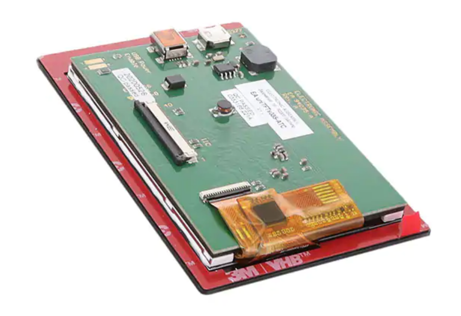 EA uniTFs035-ATC Mini Touch Panel