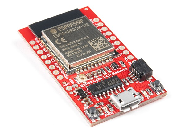 SparkFun LoRa Gateway Module Boosts The Capabilities With ESP32 MCU