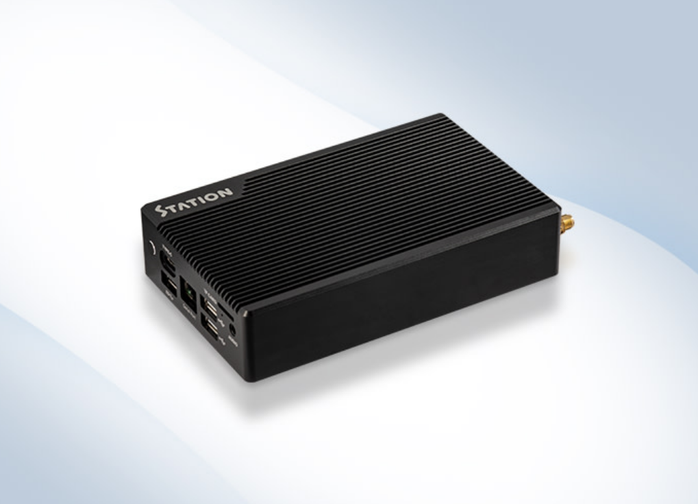 Firefly's Station P2 mini PC features RK3568, dual GbE, PoE+, WiFi 6 and up to 8GB RAM
