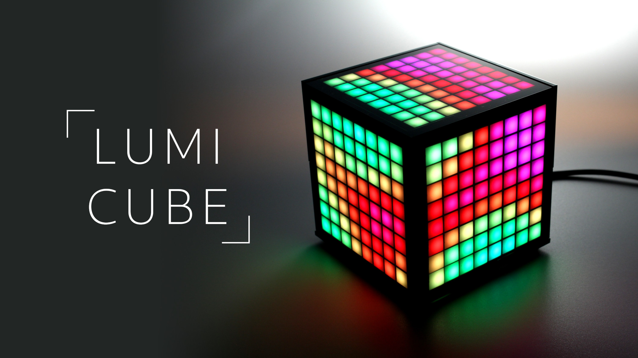 Bring your creations to life with LumiCube — an ultimate LED cube kit for the Raspberry Pi