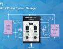 LTC2971 2-Channel ±60 V Power System Manager