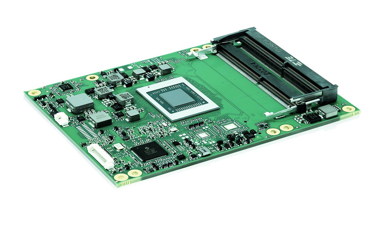 New Kontron COM Express Module with AMD Ryzen Embedded V2000 Processor