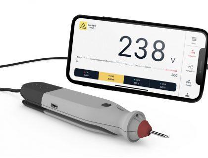 Pokit Pro is World's Smallest Wireless Multimete...