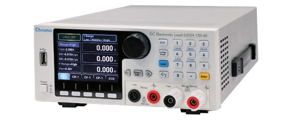 Chroma 63000 – Benchtop DC Electronic Load