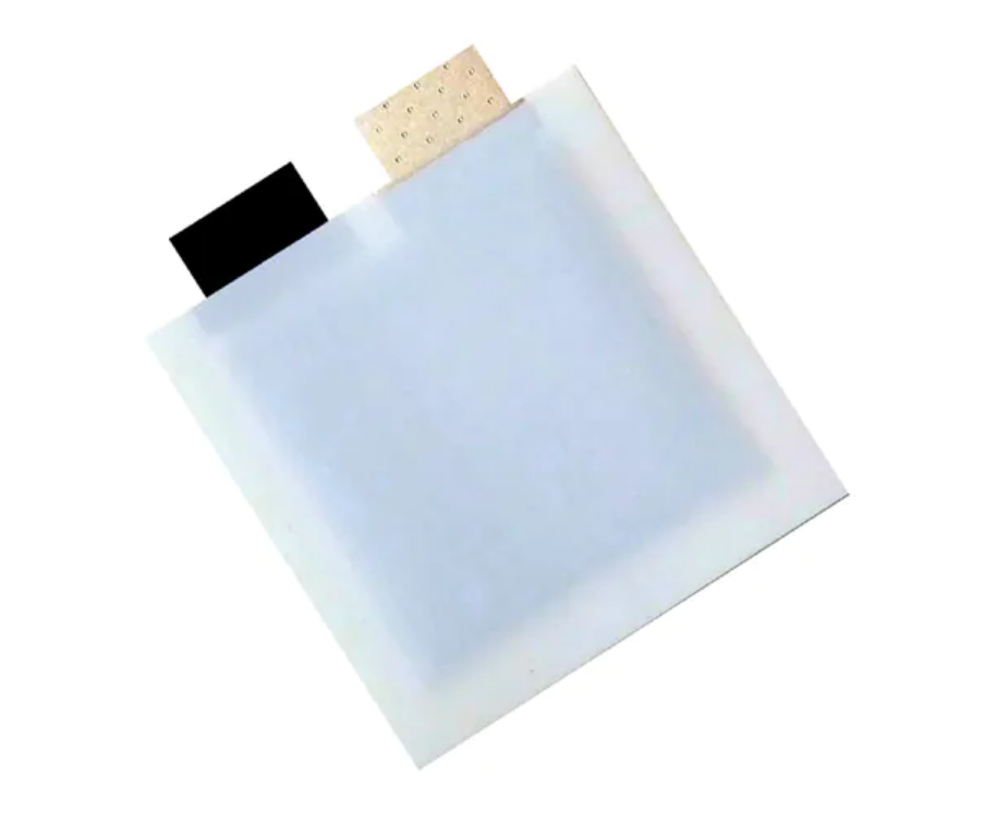 Thin-Film Battery can attach to wearables and medical biosensors