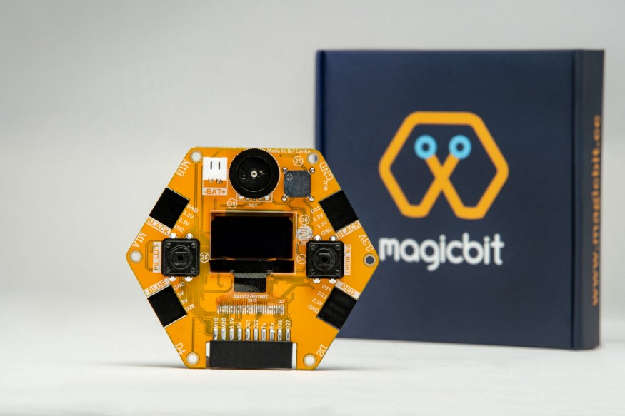 Magicbit-An easy IoT platform for everyone