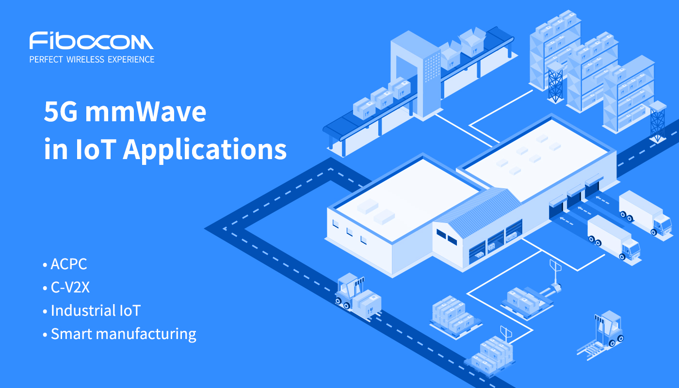 How Can 5G mmWave Benefit IoT Applications