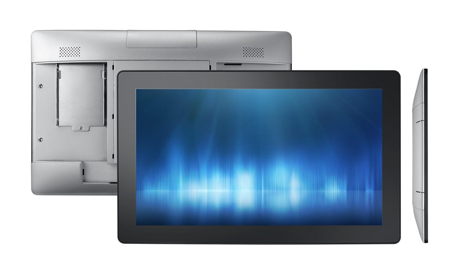 Slim. Stylish. UTC-100 Series: Advantech Launches UTC-100 Series Ultra-Slim All-in-One Touch Computer