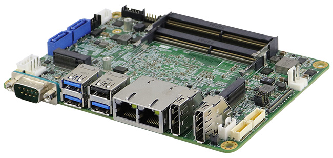 "High-Computing Performance 3.5"" SBC with 11th Gen Intel® Core™ Processors"