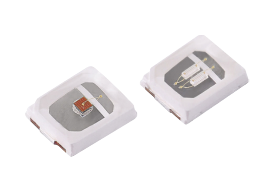 Luminus Devices MP-2835 Mid-Power LEDs feature a thermally enhanced package