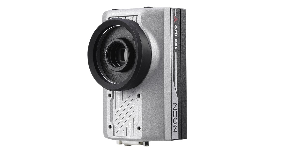NVIDIA Jetson Xavier NX Integrated Industry's First Industrial AI Smart Camera