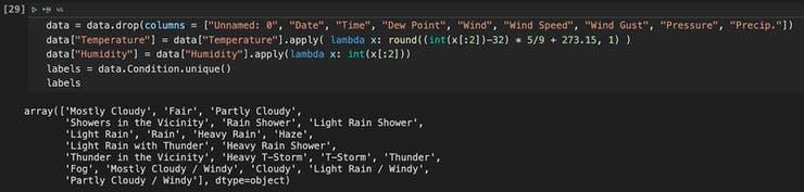 Python Code Snippet