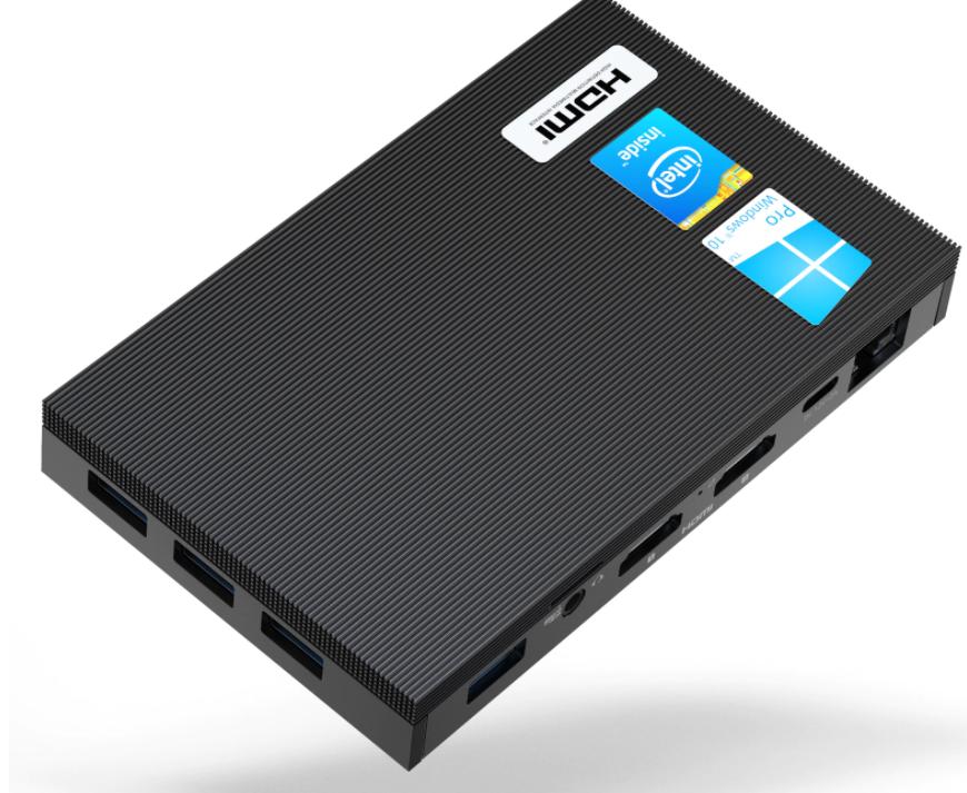 Meet the MeLE Quieter2; An Ultra-Thin, Ultra-Quiet, Fanless Mini PC