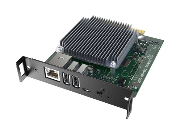 Raspberry Pi CM4-based computer Makes Digital Signage simpler and more flexible