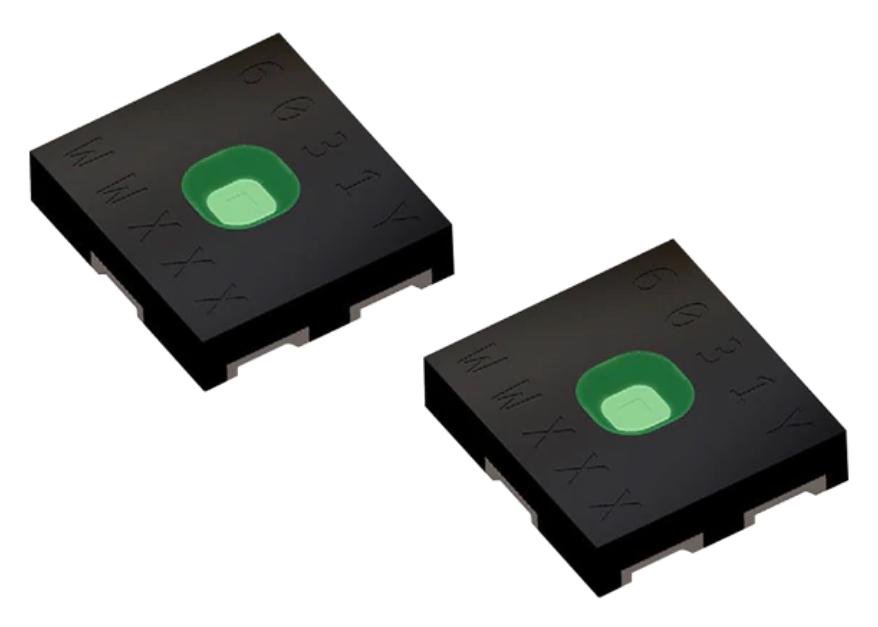 Vishay VEML6031X00 high accuracy ambient light sensor supports I2C BUS