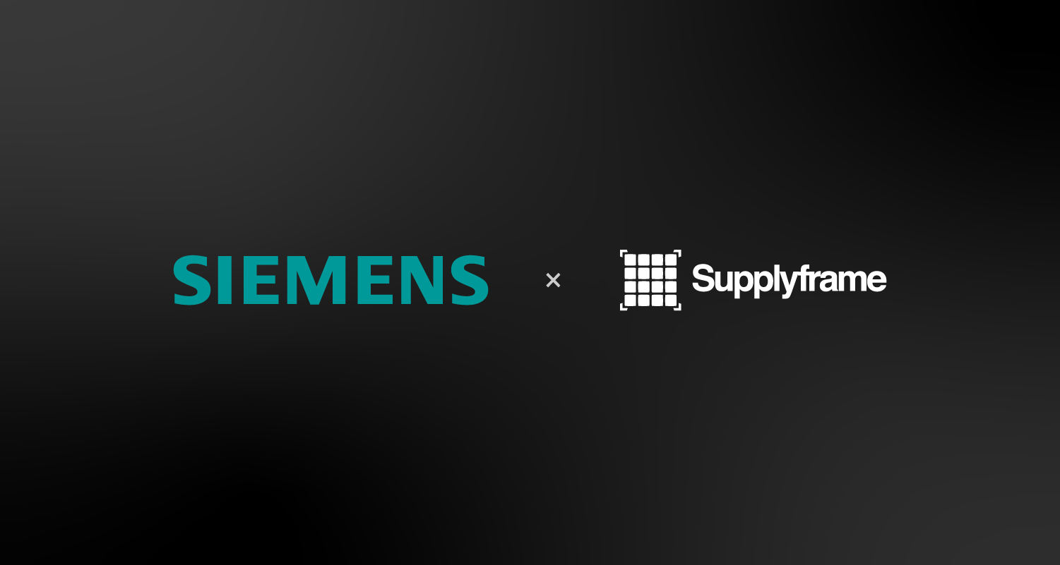 Siemens accelerates digital marketplace strategy with acquisition of Supplyframe for USD 0.7 billion