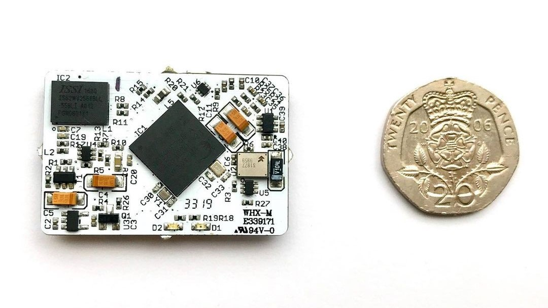 Meet the ALL NEW Tiny Acoustic Development Board for $99.00