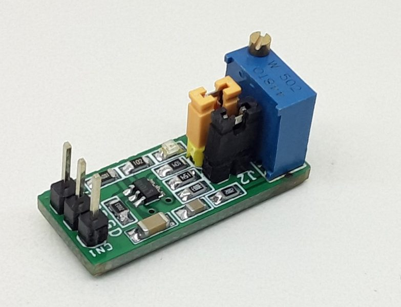Voltage-Controlled Pulse Width Modulator (PWM) – PWM Signal Generator