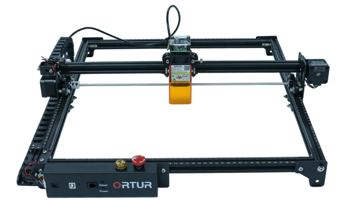 ORTUR Laser Master 2 Pro: High Precision laser engraver for the ultimate engraving experience