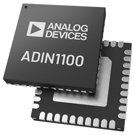 Analog Devices launched two Ethernet chips for up to 1.7km distance communication
