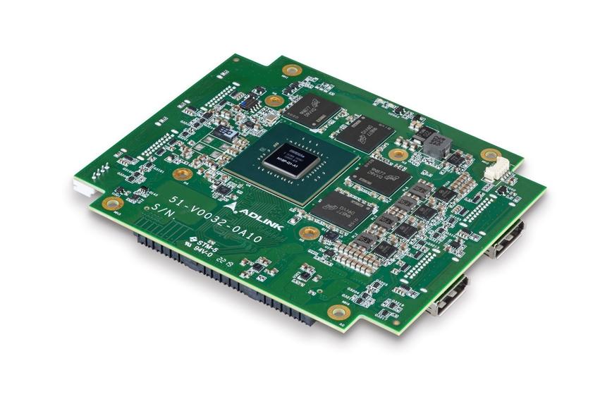 ADLINK's CM5-P1000 Features NVIDIA Quadro P1000 GPU