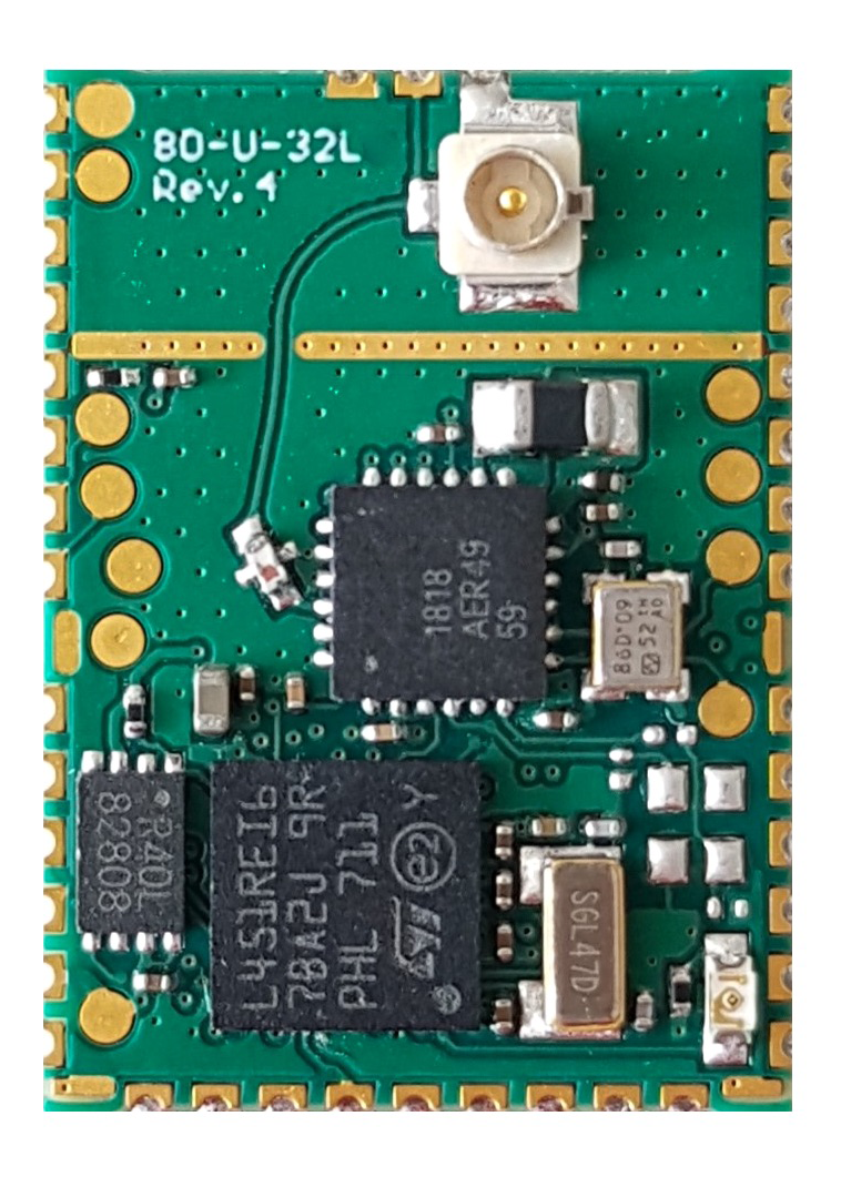 Miromico's 2.4 GHz LoRa transceiver modules are first in class with fully compatible Bluetooth Low Energy 5.0