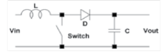 Boost Switched Mode Power Supply Topology
