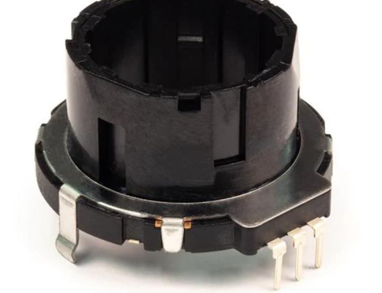 Bourns' PER28/PER35/PER56 encoders feature a ring interface
