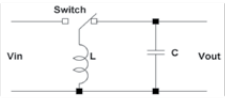Buck-Boost Switched Mode Power Supply Topology
